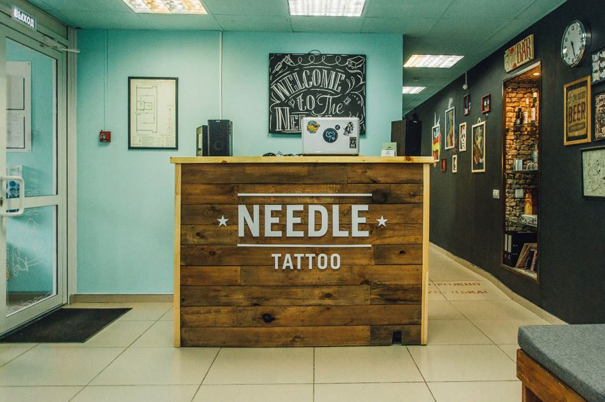франшиза тату салона Needle Tattoo