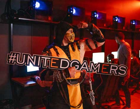 купить франшизу United Gamers