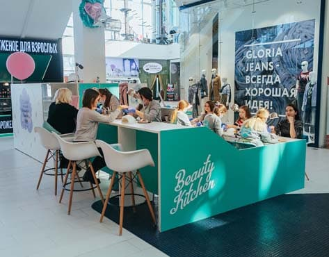 Условия франшизы студии маникюра BEAUTY KITCHEN