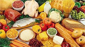 Продукты питания - торговля
