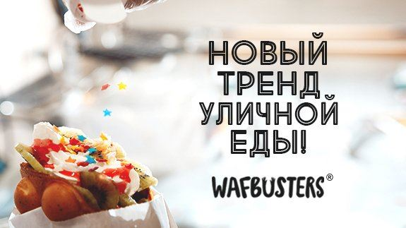 франшиза WAFBUSTERS