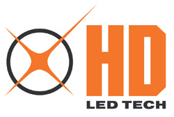 логотип HD Led Tech