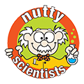 логотип Nutty Scientists
