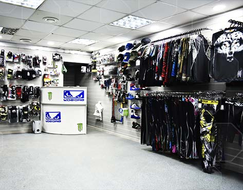 купить франшизу Octagon shop