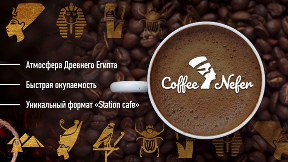 франшиза Coffee Nefer