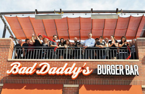Bad Daddy's Burger Bar Franchise Development LLC