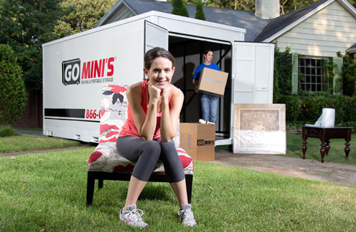 Go Mini's Portable Storage & Moving