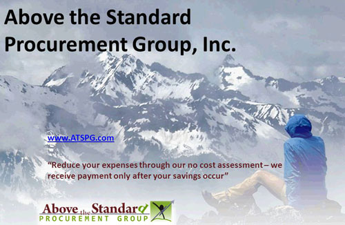 Above the Standard Procurement Group Inc.