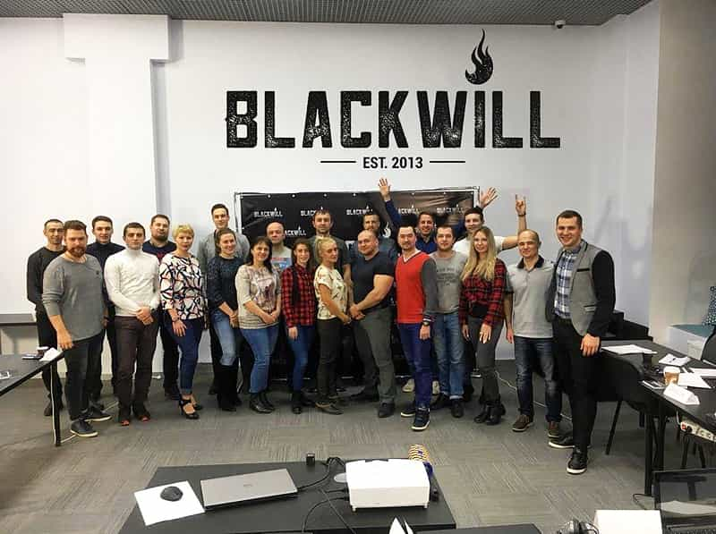 Условия франчайзинга компании BlackWill