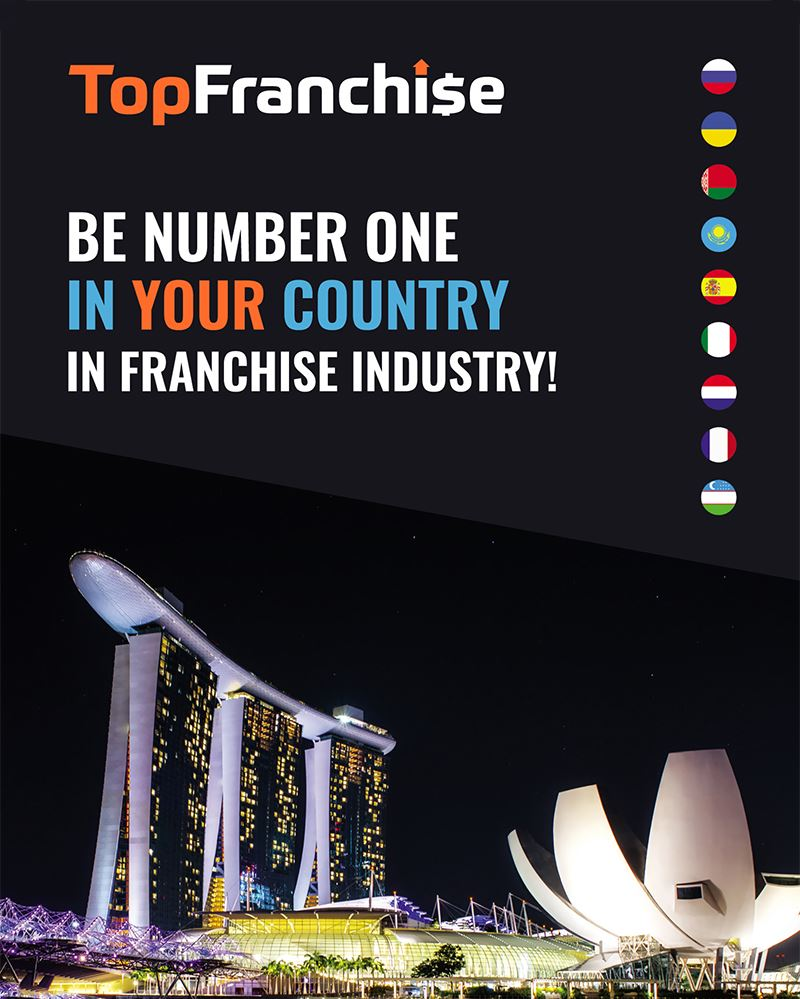 TopFranchise на форуме FLAsia-2017!