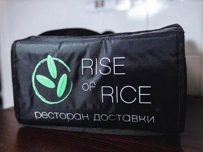 Франшиза Rise of Rice – доставка вкусной еды