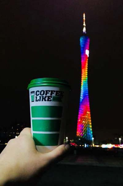 франчайзи Coffee Like