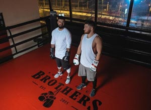 франшиза Brothers boxing club