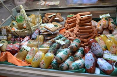 Halal In Food Retailers in Russia