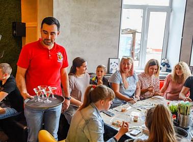 Купить франшизу кафе паназиатской кухни ВОКИ-ТОКИ